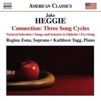 Connection: Three Song Cycles (Naxos)