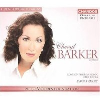Cheryl Barker sings Great Operatic Arias (Chandos)