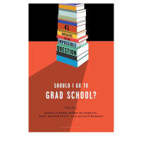 Should I Go To Grad School? Jessica Loudis