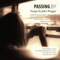 Passing By: Songs by Jake Heggie (Avie)