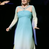 The opera Three Decembers by Jake Heggie at Houston Grand Opera, 2008. Frederick Von Stade.