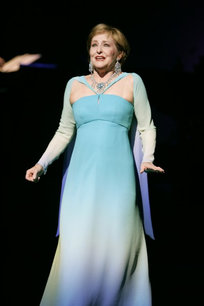 Frederica von Stade in Three Decembers -- Photo by Brett Coomer