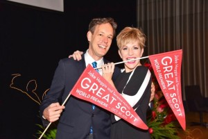 Jake Heggie and Joyce DiDonato