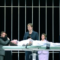 From the Opera Dead Man Walking by Jake Heggie: Kristine Jepson and John Packard