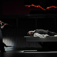 Moby-Dick at The Dallas Opera, 2010 - Morgan Smith & Ben Heppner