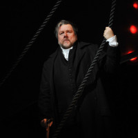 The opera Moby-Dick by Jake Heggie, 2010 - Ben Heppner.
