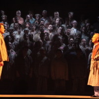 The Choral Opera For A Look Or A Touch by Jake Heggie, 2011. Morgan Smith, David Pichette & Seattle Men's Chorus