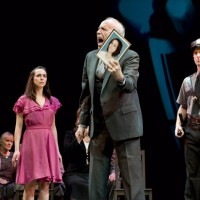 The opera Dead Man Walking by Jake Heggie at Opera Parallèle, 2015. Robert Orth