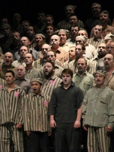 The Choral Opera For A Look Or A Touch by Jake Heggie, 2011. Settles Men's Chorus
