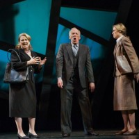 The opera Dead Man Walking by Jake Heggie at Opera Parallèle, 2015. Kristin Clayton, Robert Orth & Jennifer Rivera.