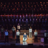 The Choral Opera For A Look Or A Touch by Jake Heggie, 2015. Kip Niven and the San Francisco Gay Men's Chorus.