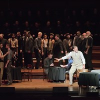 The Choral Opera For A Look Or A Touch by Jake Heggie, 2015. Morgan Smith, Kip Niven and the San Francisco Gay Men's Chorus.
