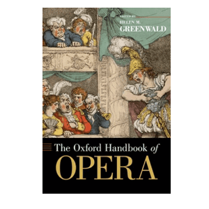 Jake Heggie's chapter in The Oxford Handbook of Opera by Helen Greenwald.