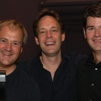 Paul Groves, Jake Heggie & Keith Phares