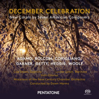December Celebration: New Carols by Seven American Composers
