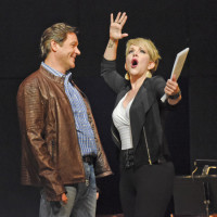 Great Scott by Jake Heggie at The Dallas Opera, 2015. Nathan Gunn & Joyce DiDonato