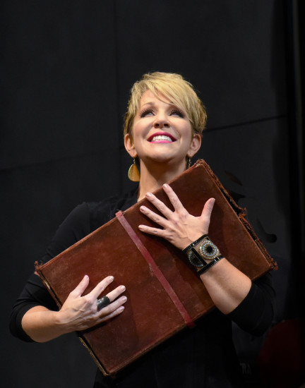 Great Scott by Jake Heggie at The Dallas Opera, 2015. Joyce DiDonato