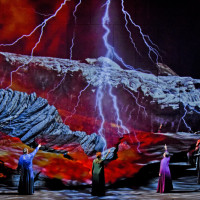 Great Scott by Jake Heggie at The Dallas Opera, 2015.