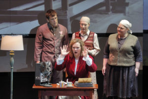 Out of Darkness: Two Remain by Jake Heggie and Gene Scheer, 2016