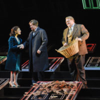 It's A Wonderful Life, by Jake Heggie & Gene Scheer. Houston Grand Opera, 2016