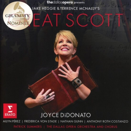 Great Scott - 2019 Grammy Nomiated opera by Jake Heggie and Terrence McNally