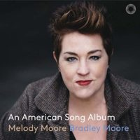 MELODY MOORE: An American Song Album (Pentatone)
