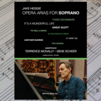 Jake Heggie: Opera Arias Collections (piano/vocal) (2021)