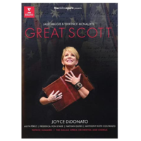 Great Scott DVD by Jake Heggie and Terrence McNally at The Dallas Opera