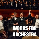 Works for Orchestra thumbnail